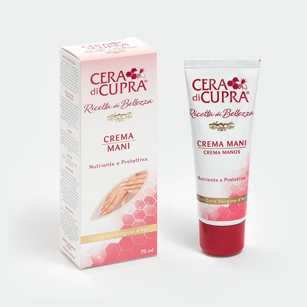Cera di Cupra Κρέμα Χεριών με κερί μέλισσας για Ενυδάτωση και Προστασία, 75ml