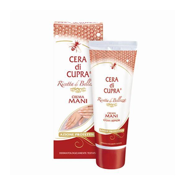 Cera di Cupra Κρέμα Χεριών με κερί μέλισσας, 75ml