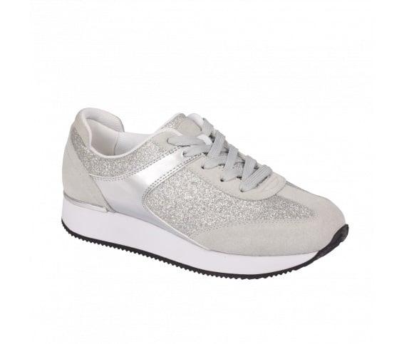 Scholl_Charlize_Sneaker_Silver