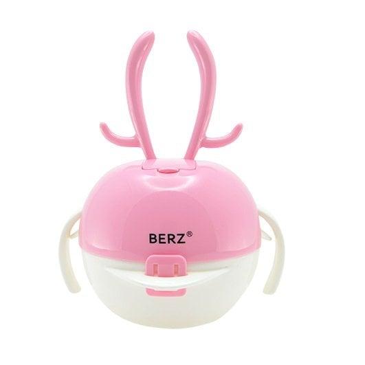 Berz Baby Dinnerware Deer 5 in 1 Bρεφικό Σετ Φαγητού Ελαφάκι 5 σε 1, 5 τεμάχια