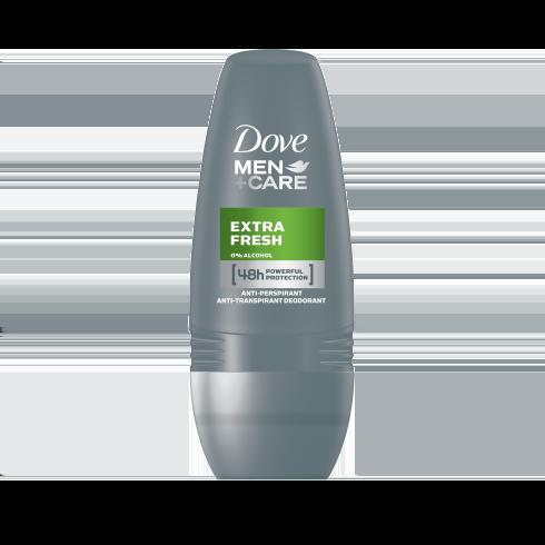 Dove Men+ Care Extra Fresh Roll On Αποσμητικό για Άνδρες, 50 ml