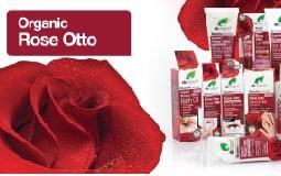 Βιολογικό Έλαιο Τριαντάφυλλου DR. ORGANIC