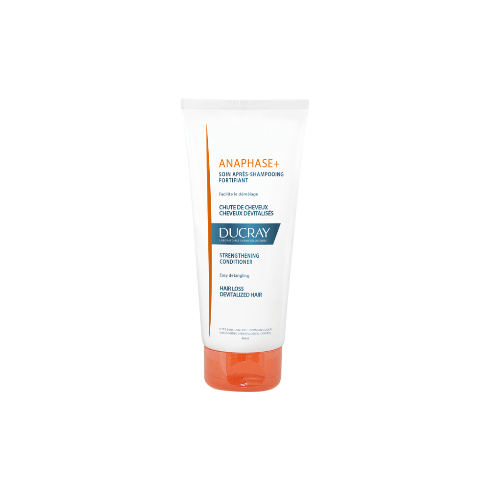 Ducray Anaphase+ Soin Apres Shampoo Δυναμωτική Συμπληρωματική Κρέμα Μαλλιών κατά τις Τριχόπτωσης, 200ml