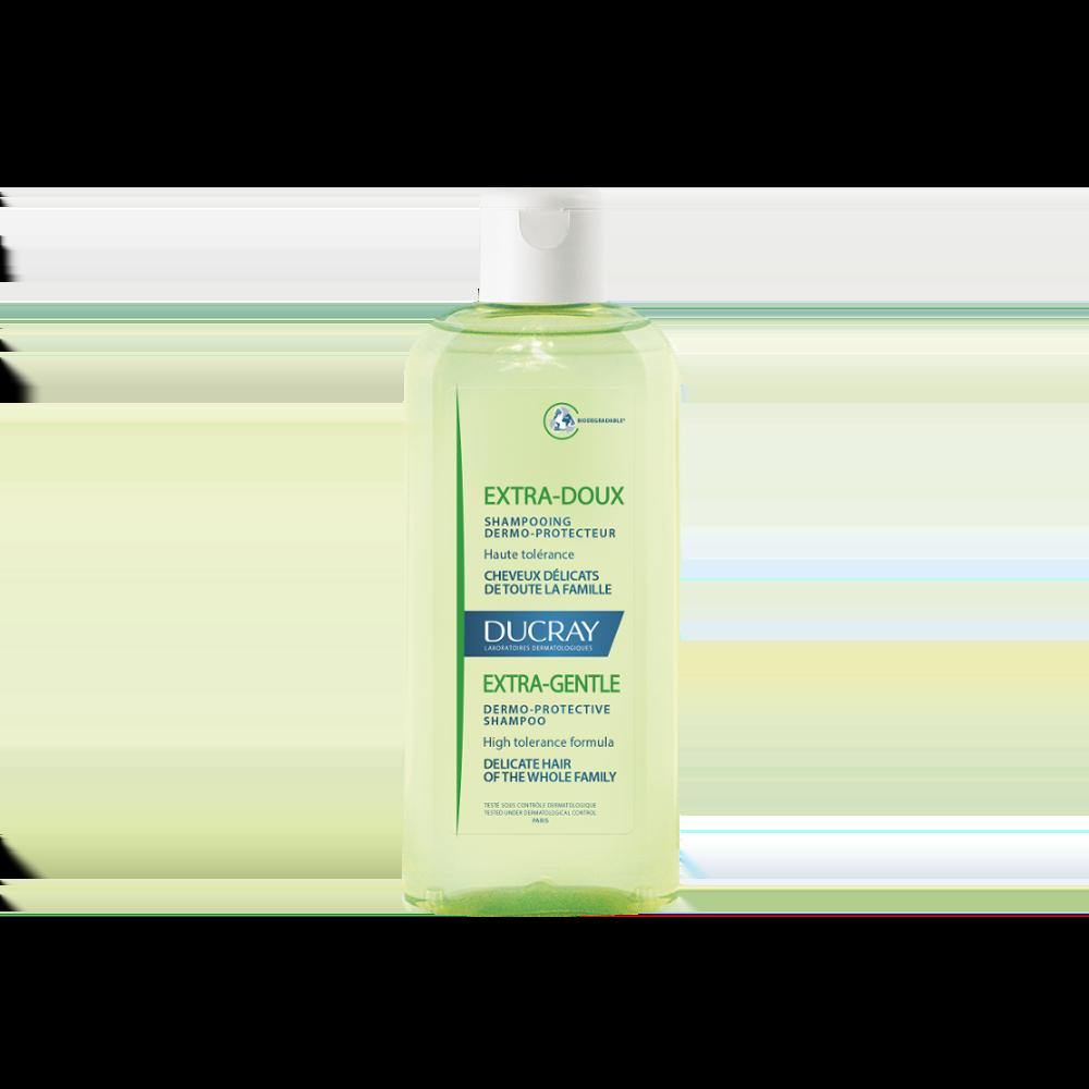 Ducray Extra-Gentle Dermo-Protective Shampoo Δερμοπροστατευτικό Σαμπουάν Καθημερινής Χρήσης για Όλη την Οικογένεια, 200 ml