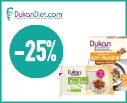 "Εικόνα του ""Try Dukan diet products for weight control and slimming! Discount -25%"""