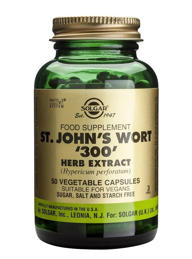 Solgar SFP St. John's Wort Herb Extract,50caps
