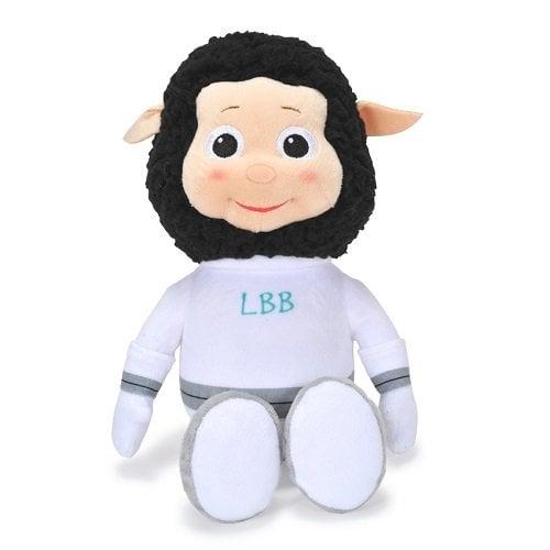 Little Baby Bum ΒΑΑ ΒΑΑ Black Sheep Προβατάκι Μουσικό Λούτρινο Εκμάθησης, 1 τεμάχιο