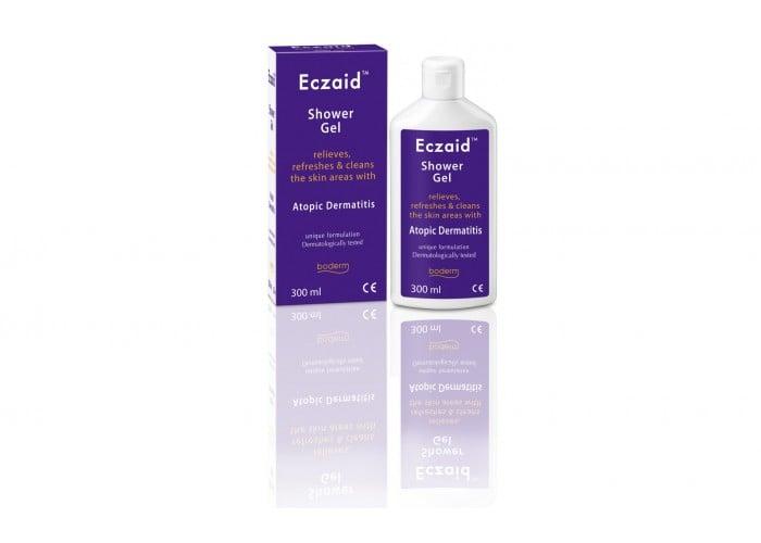 Boderm Eczaid Shower Gel Απαλυντικό Αφρόλουτρο για τον Καθαρισμό σε Συμπτώματα Ατοπικής Δερματίτιδας , 300ml