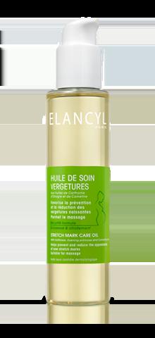 Elancyl Huile de Soin Vergetures Έλαιο την πρόληψη & τη μείωση Ραγάδων, 150 ml