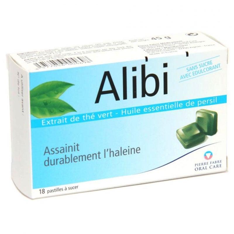 Pierre Fabre Oral Alibi Παστίλιες, 18 τεμάχια