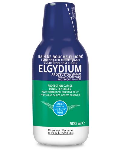 Elgydium Eludril Fluoride Στοματικό Διάλυμα για την Οδοντική Υπερευαισθησία, 500ml
