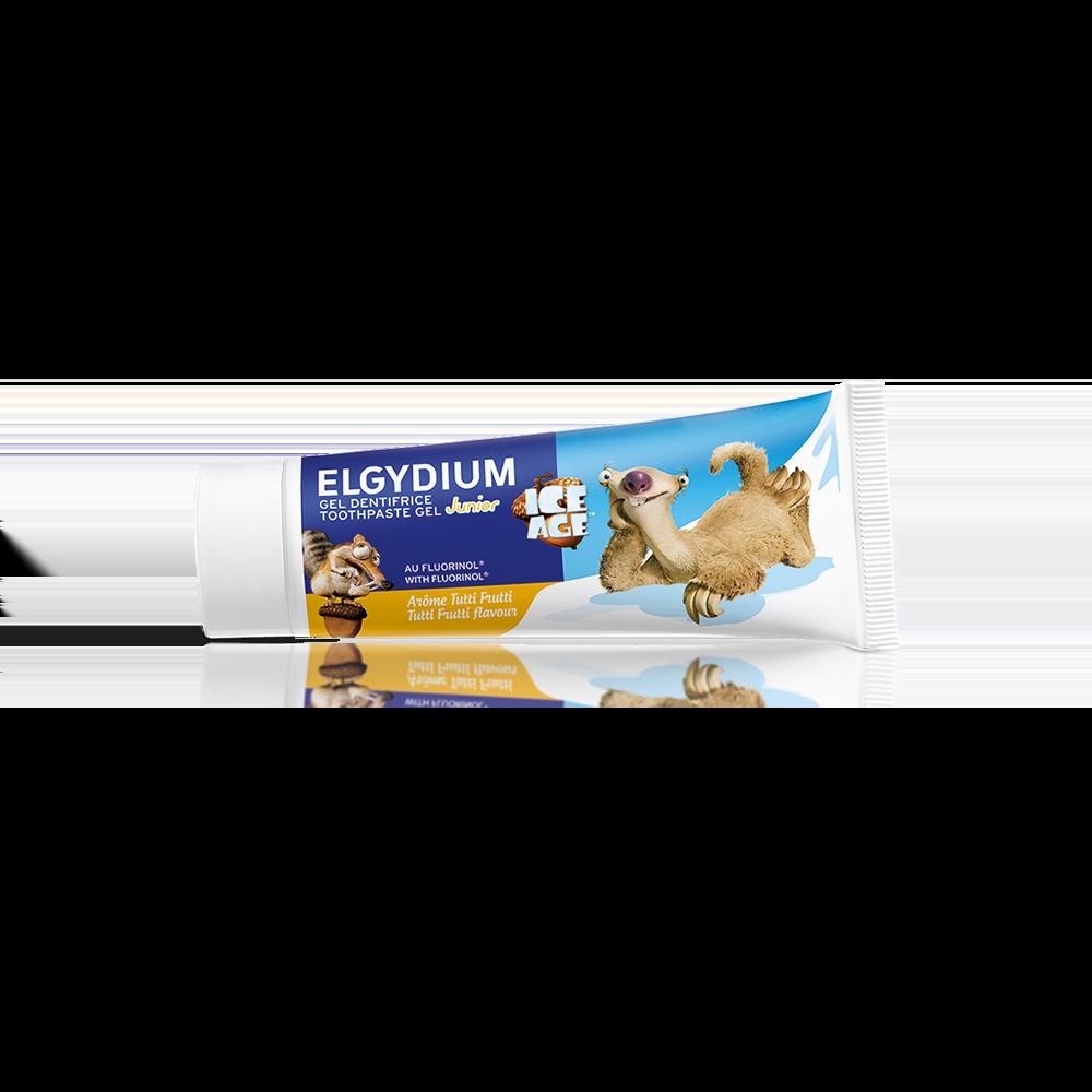 Elgydium Junior Tutti Frutti Ice Age Toothpaste, 50ml