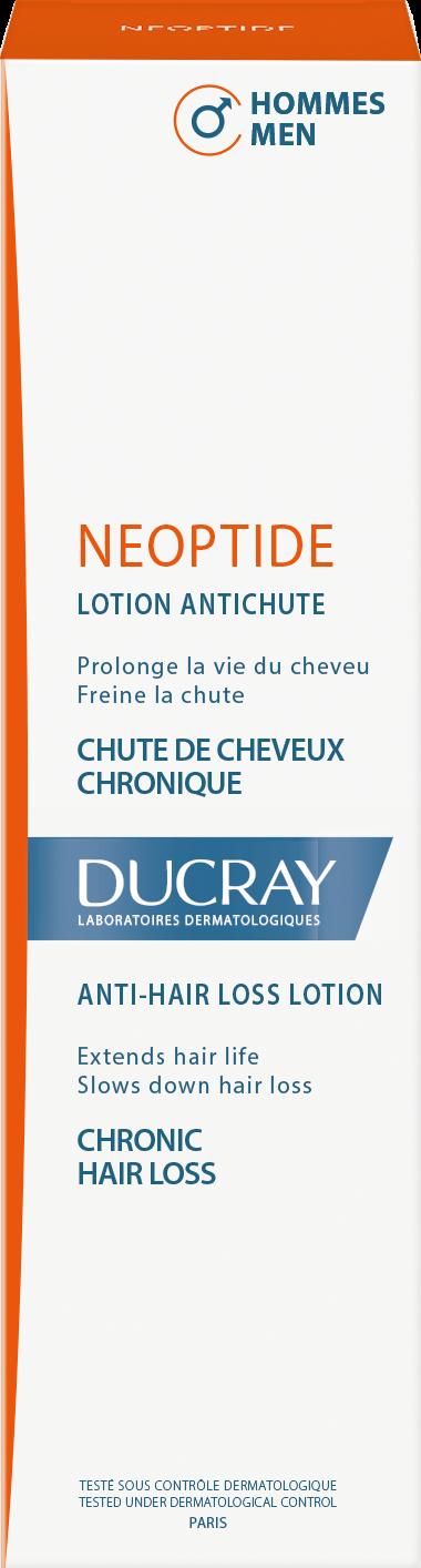 Ducray Neoptide Lotion pour les Hommes Λοσιόν κατά της Τριχόπτωσης για Άνδρες, 100 ml