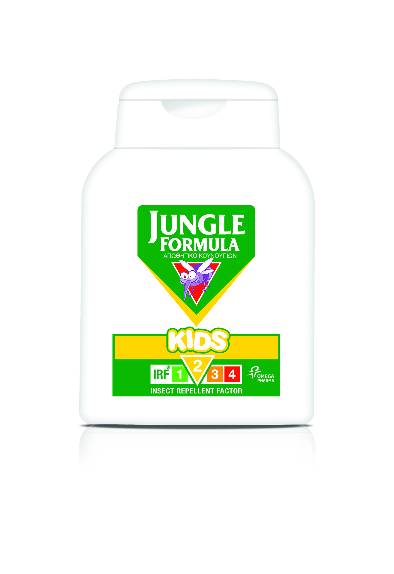 Jungle Formula Kids, 125ml