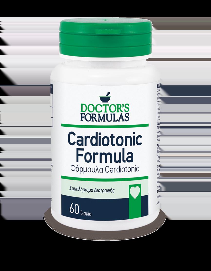 Doctor's Formulas Cardiotonic, 60 tabs
