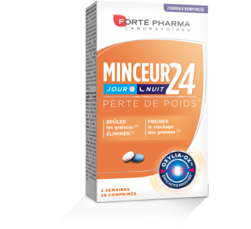 Forte Pharma Minceur 24 Fort, 28 tablets
