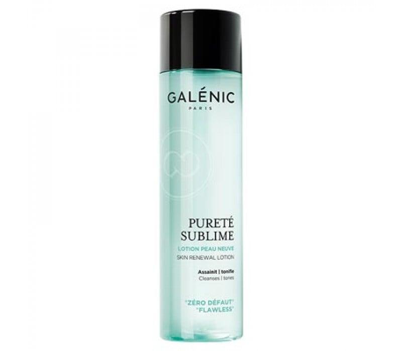 Galenic Purete Sublime Lotion Peau Neuve Miniature Λοσιόν Καθαρισμού Προσώπου για Ματ Όψη, για Λιπαρές - Μικτές Επιδερμίδες, 40ml