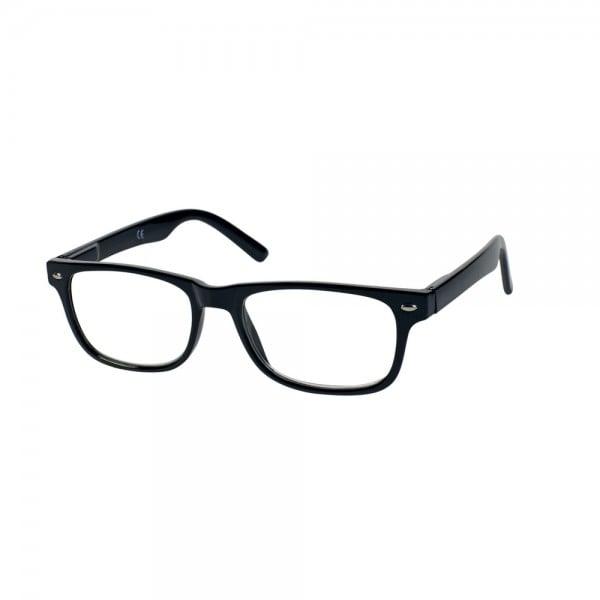 Vitorgan EyeLead Ε144 Unisex Γυαλιά Πρεσβυωπίας Κοκάλινο σε Μαύρο Χρώμα, 1 τεμάχιο - 3.00