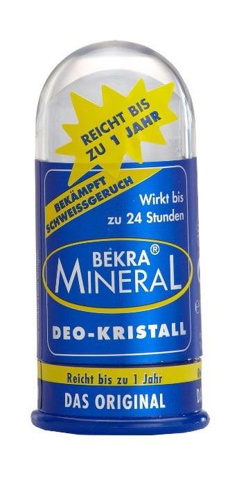 Bekra Mineral Deo Kristall Αποσμητικός Κρύσταλλος Σώματος, 100gr