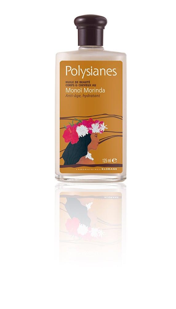 Polysianes Huile de Beaute Έλαιο ομορφιάς για πρόσωπο & σώμα, με Monoi Morinda, 125ml