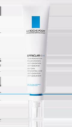La Roche Posay Effaclar K(+) Ενυδατική Κρέμα Προσώπου για τη Λιπαρή και Μικτή Επιδερμίδα, 40ml
