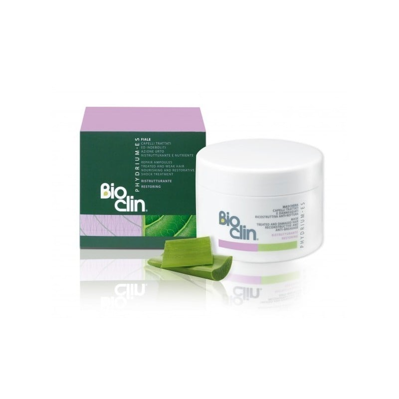 BioclinPhydrium-ES Mask Treated & Damaged Hair Restoring Μάσκα για ταλαιπωρημένα & κατεστραμμένα μαλλιά, 200ml