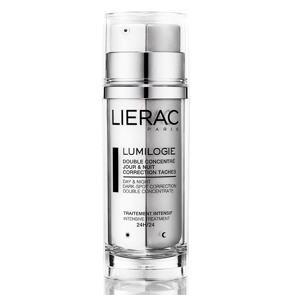 Lierac Lumilogie Double Concentre Jour & Nuit Κρέμα για τις Δυσχρωμίες & τις Πανάδες, 2 x 15ml