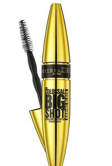 Maybelline Colossal Big Shot Mascara Extra Black Μάσκαρα σε Μαύρο Χρώμα, 9.5ml