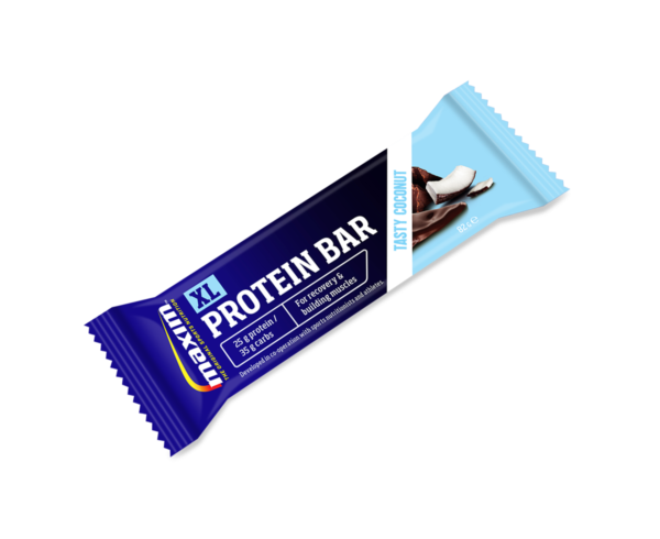 Maxim XL Protein Bar Tasty Coconut, 82gr