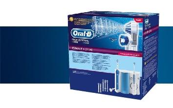 ORAL B Ηλεκτρικές Οδοντόβουρτσες - Σύστηματα Καθαρισμού Δοντιών
