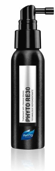 Phyto RE30 Traitement anti-cheveux blancs Φροντίδα κατά των Γκρίζων Μαλλιών, 50ml