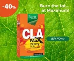 Power Health CLA - για γράμμωση και μείωση λίπους