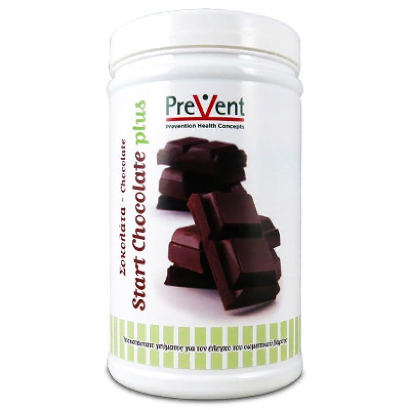 Prevent Start Slim Σοκολάτα, 430gr