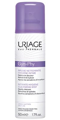 Uriage Eau Thermale Intimate Hygiene Cleansing Mist Για τον καθαρισμό της Ευαίσθητης Περιοχής, 50ml