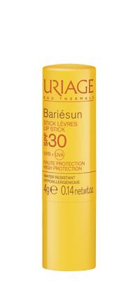 Uriage Bariesun Lip Stick SPF30 Αντιηλιακό Στικ Χειλιών, 4g