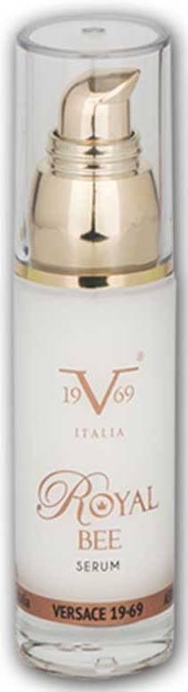 Vercace 19V69 Royal Bee Serum Πλούσιος Αντιγηραντικός Ορός ενισχυμένος με μοναδικά συστατικά, 30ml