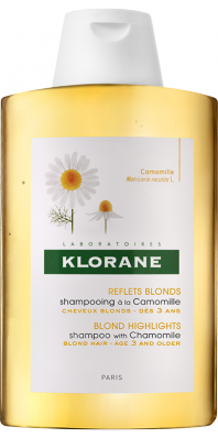 Klorane Chamomile Shampoo PROMO -25% Σαμπουάν με εκχύλισμα Χαμομηλιού, 200ml