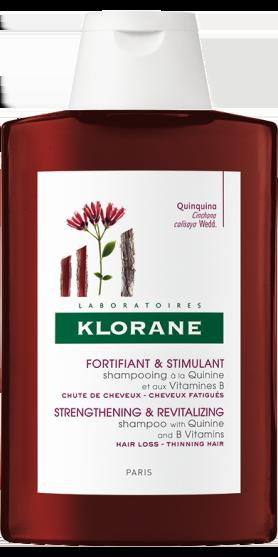 Klorane Quinine Fortifying Treatment Shampoo PROMO -25% Δυναμωτικό Σαμπουάν κατά της Τριχόπτωσης, με εκχύλισμα Κινίνης, 200ml