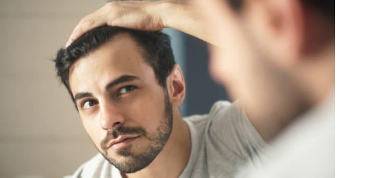 Προστασία από την αραίωση των μαλλιών