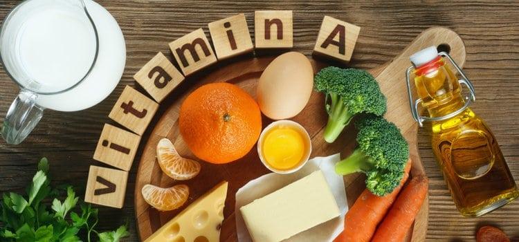 Σημάδια που δείχνουν έλλειψη Βιταμίνης Α