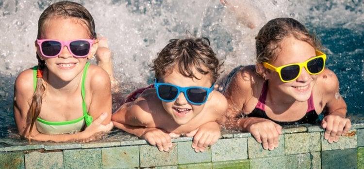 Τα καλύτερα βρεφικά και παιδικά αντιηλιακά