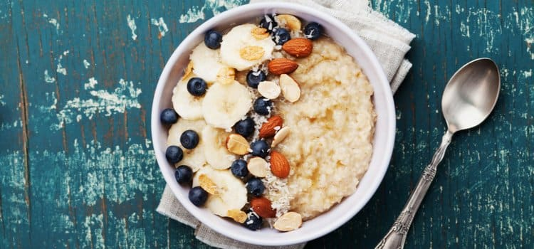 Γρήγορο και υγιεινό πρωινό με πίτουρο βρώμης | Συνταγή