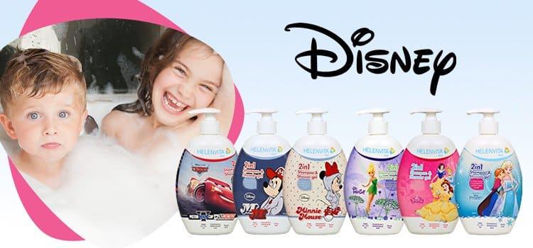 """Μετατρέψτε το μπάνιο του παιδιού σας σε μια """"παραμυθένια"""" εμπειρία με τη νέα σειρά Helenvita Kids με τους ήρωες της Disney®"""