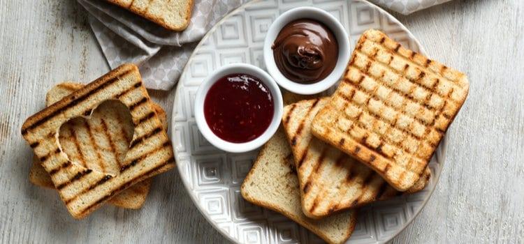 Πρωινό με λίγες θερμίδες και χαμηλά λιπαρά