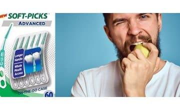 Soft picks: Τι ακριβώς κάνουν και γιατί πρέπει να τα χρησιμοποιούμε μετά από κάθε γεύμα;