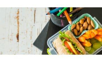 Ιδέες για υγιεινά snacks στο σχολείο