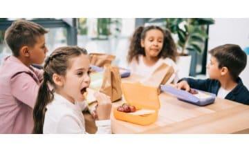 Πώς να κάνεις υγιεινό κολατσιό για το σχολείο
