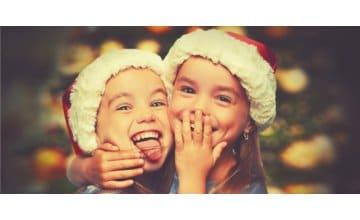 5 Χριστουγεννιάτικες βόλτες με τα παιδιά