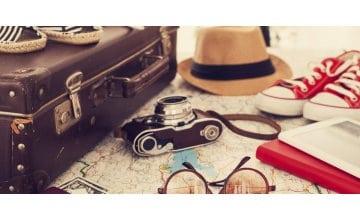 Τα απαραίτητα για την βαλίτσα των διακοπών