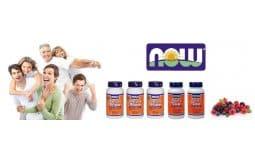 Ανοσοποιητικό - Φυσικά Αντιβιοτικά NOW